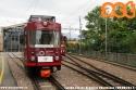 sulla Ferrovia del Renon troviamo gli elettrotreni a composizione bloccata 21 e 24 che hanno prestato servizio sulla Ferrovia di San Gallo-Trogen, in Svizzera. (09-09-'17)