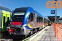 """""""Swing"""" alla stazione di Sulmona, pronto per partire per L'Aquila. foto Aldo Cincotti. (28-08-'18)"""