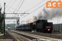Luino Express nei pressi di Bivio Porretta. (13-10-'19)