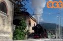Br. 50 3673 dell'Associazione Verbano Express in partenza per Cadenazzo. (13-10-'19)