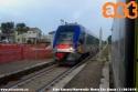 Stazione di Morrovalle Monte San Giusto sulla linea Civitanova Marche-Fabriano. (11-06-'19)