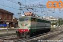 La E646 158 è appenata stata sganciata dal Luino Express, il quale procederà trainato dalla Gr740.278. (13-10-'19)