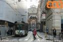 Anche i tram amano l'arte: Chagall. (10-10-'17)