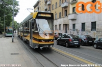 4909 di ritorno al deposito Leoncavallo dopo la prova post-revisione. (09-06-'17)