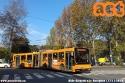 UltImo periodo di esercizio per i filobus Socimi: nella foto è ripresa la 131 in via Resegone sulla linea circolare 90. (17-11-'18)