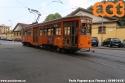 1552 arancione in addestramento conducenti in piazza Firenze. (18-09-'18)
