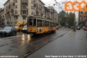 Addestramento conducenti in viale Gran Sasso sui binari utilizzati solo per il collegamento con il deposito Leoncavallo. (11-10-'18)