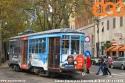 """Anche i tram fanno la settimana bianca con """"Dolomiti Supersky"""". (07-11-'18)"""