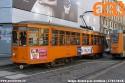 1736 ripresa in addestramento conducenti in piazza Cordusio. (17-01-'18)