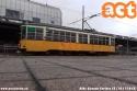 Per lavori alla rete elettrica, le linee 1 e 12 fanno capolinea a Certosa. Nelle foto sono riprese la 4915 sulla linea 12, in entrata sul 1° binario e la 1948 sulla linea 1 in sosta al secondo binario. (10-11-'18)