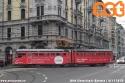 """4721 """"Vodafone"""" svolta da corso Vercelli in viale San Michele del Carso. (16-12-'18)"""