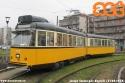 la 4731, prima vettura della serie 4700 a ricevere la revisione generale, è tornata in servizio lo scorso 20 febbraio. (22-02-'18)