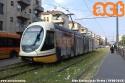 """Sirietto 7609 pellicolato """"Dolcenera"""" ripreso in piazza Tirana. (19-06-'18)"""