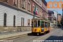 Linea 19 deviata in via Lamarmora per lavori di rinnovo all'armamento in via Albricci. ( (05-06-'19)