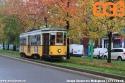 1827 ripresa in formazione conducenti in via Medeghino tra i colori dell'autunno. (16-11-'19)