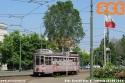 2 giugno, tram con le bandierine in occasione della Festa della Repubblica. (02-06-'20)