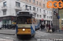 La 4611 in servizio sul 19 ha fatto capolinea in via Cantù. (01-02-'20)