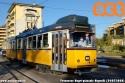 """4718 in servizio sul 2, velettata """"Monumentale"""" ripresa in piazzale Negrelli. (24-07-'20)"""