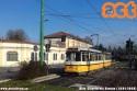 Tram 19 deviato in via Cenisio. (18-01-'20)