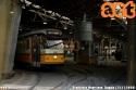 4729 ripresa in uscita dal deposito di Baggio, pronta a prendere servizio sulla linea 2.  (12-11-'20)