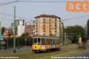 Linea 10 deviata in via Procaccini. (24-07-'21)