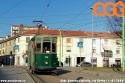 Le vecchie case di Cinisello Balsamo fanno da sfondo alla sabbiera 719. (11-01-'20)