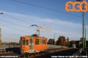705 arancio ministeriale e 706 biverde sul ponte di via Farini. (21-11-'20)