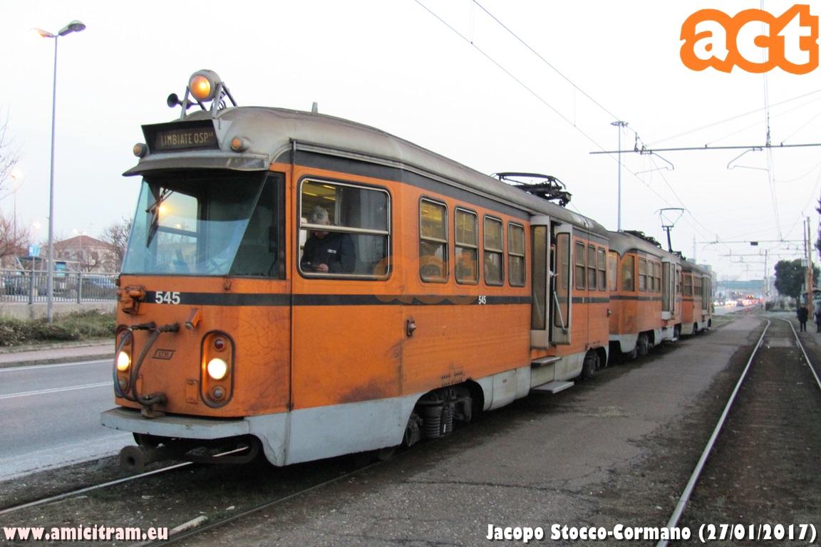 Milano-Limbiate: dal 1°maggio servizio ridotto