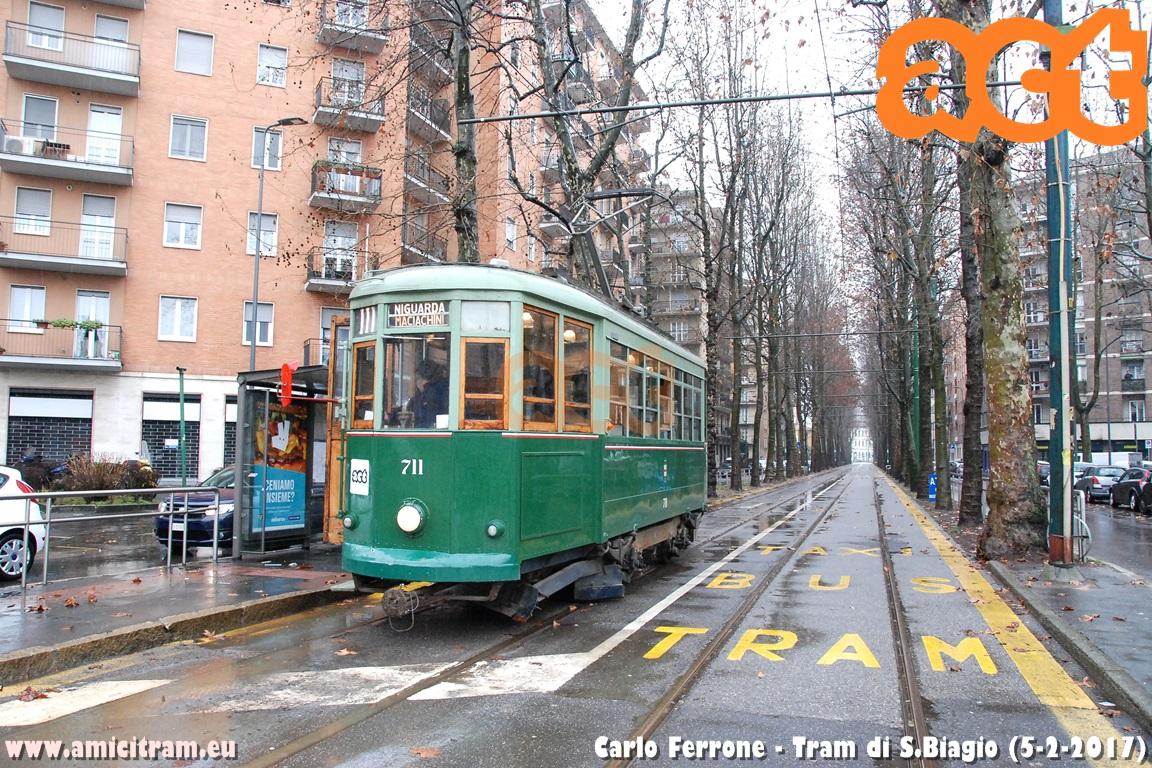 """San Bias benedis la gula e 'l nas"": tram di San Biagio 2017"
