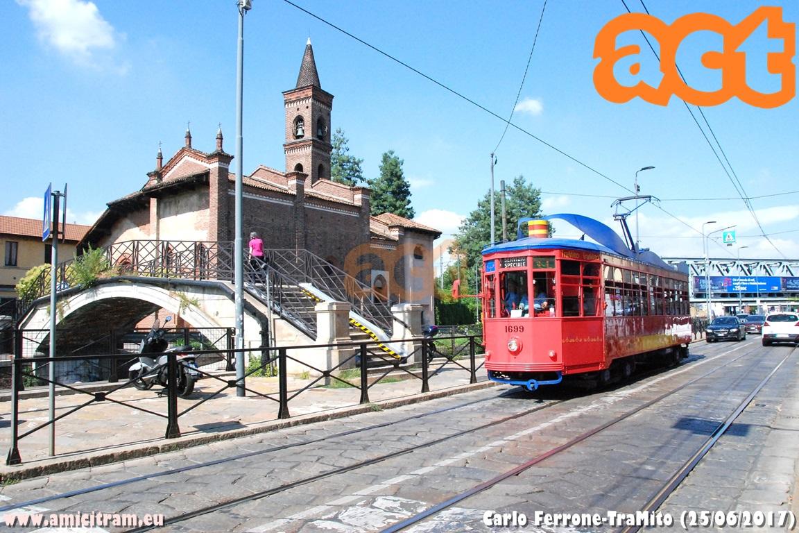 Col TraMito in piazza  Negrelli
