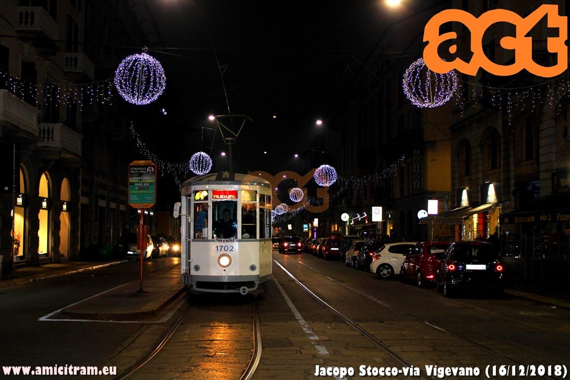 tram di Natale 2018