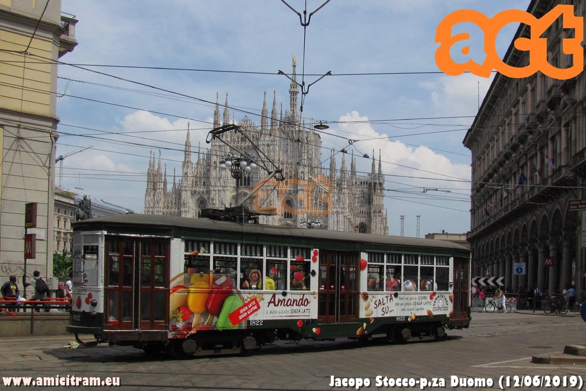 Arriva il tram Sammontana