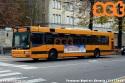 """Iveco City Class 2201 ripreso in """"Formazione Conducenti"""" in via Edoardo Chinotto. (12-11-'20)"""