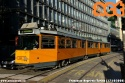 4987 in servizio sul 3, ripresa nel tratto finale di via Torino.  (17-10-'20)