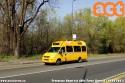 Radiobus 1151 ripreso mentre sfreccia in via delle Forze Armate, alla volta di Baggio. (29-03-'21)