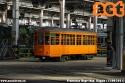 1830 arancio in sosta al deposito Baggio. (13-09-'21)