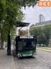 Prove di ricarica per i nuovi autobus autobus elettrici da poco assegnati a Sarca. (26-04-'21)