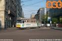 4611 ripresa sul 19, mentre svolta da corso di Porta Vittoria a piazza V Giornate. ( 21-04-'21)
