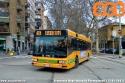 """Iveco City Class 5780 ripreso in """"Formazione Conducenti"""" in piazzale Perrucchetti. (15-01-'21)"""