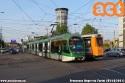 Ultimi Sirio in livrea verde: la 7141 è ripresa in servizio sulla linea 4. (02-10-'21)
