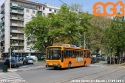 Filobus Socimi 968 in via Bassini. (17-04-'21)