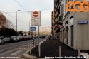 Si sono conclusi i lavori di riqualificazione della fermata di via Lodovico il Moro/ via Guintellino, in entrambe le direzioni. (09-01-'21)