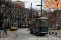 """Incrocio tra sabbiera e """"carrelli"""" in Piazzale Sempione. (20-02-'21)"""