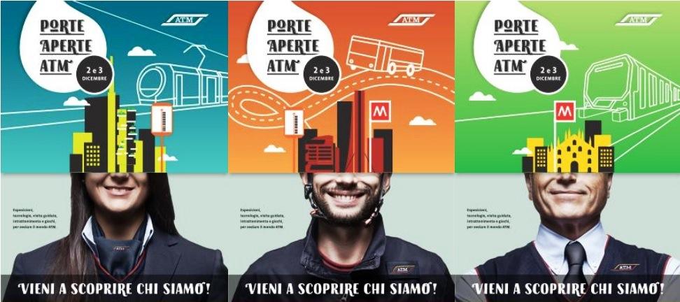 """Porte aperte al deposito di via Messina """"Vieni a scoprire chi siamo!"""""""