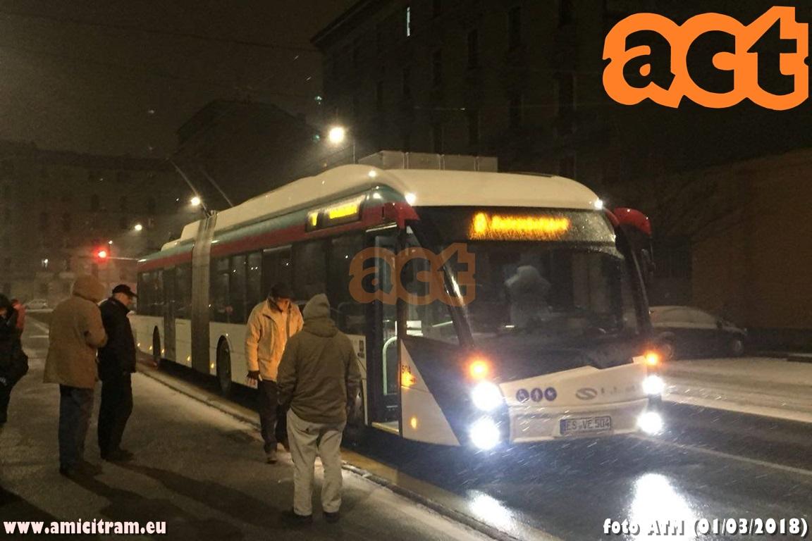 Solaris si aggiudica la fornitura di 80 filobus