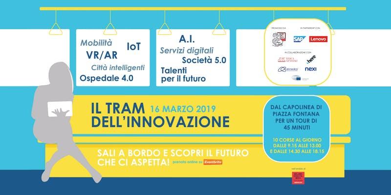 Il Tram dell'Innovazione