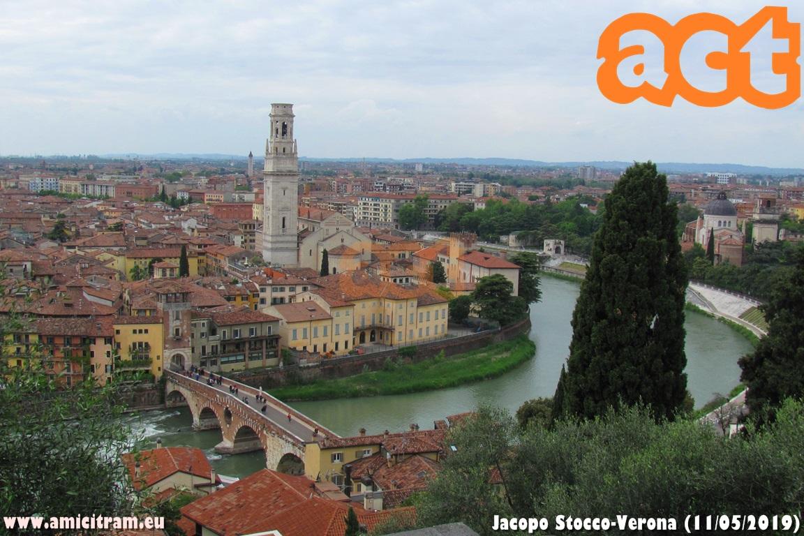 11 maggio 2019: gita a Verona