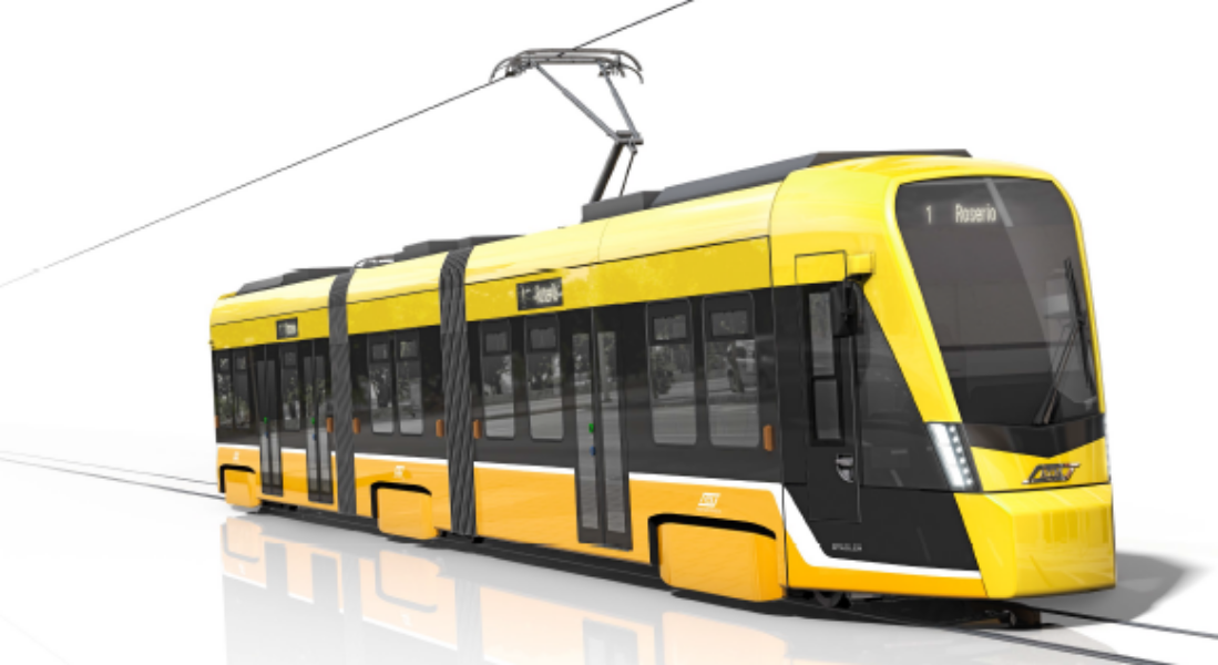 Stadler si aggiudica la fornitura dei nuovi tram