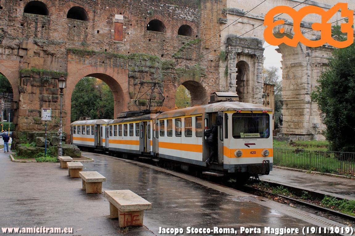 """La nuova """"Metro G"""" Termini-Centocelle"""
