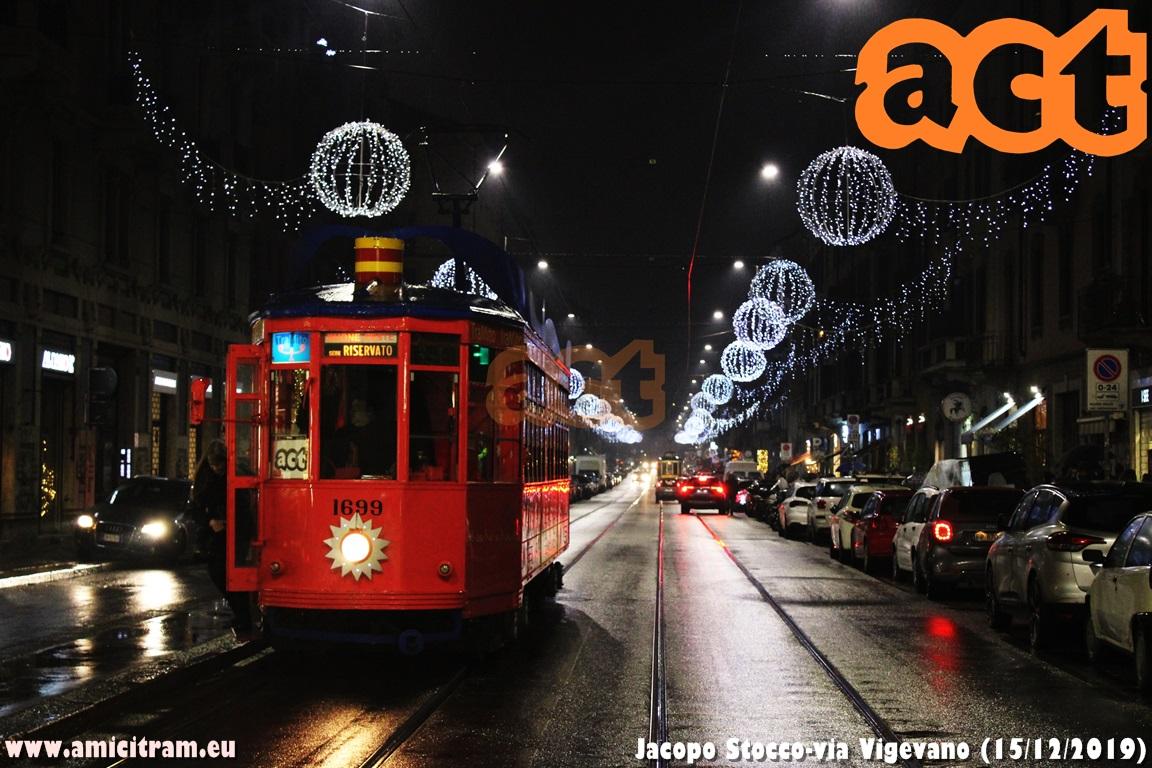 Tram di Natale 2019